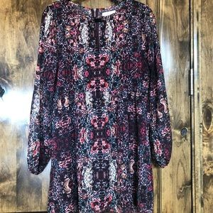 Abercrombie & Fitch Short Colorful Dress Size M